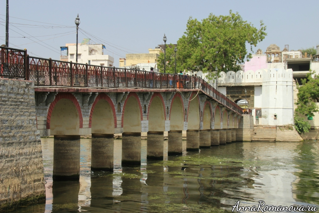 Удайпур мост