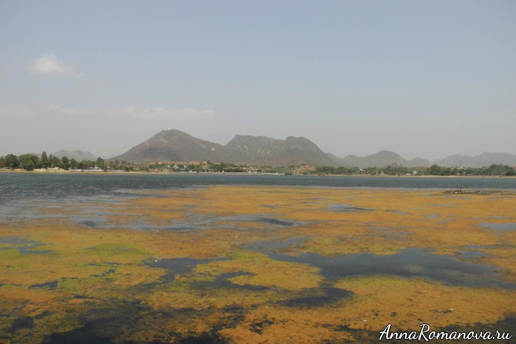 Вода в Удайпуре