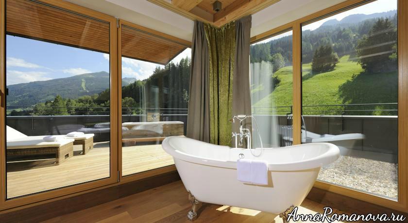 Дас Голдберг-комната с ванной