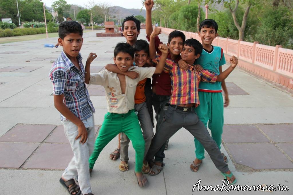 индийские дети-ребятня
