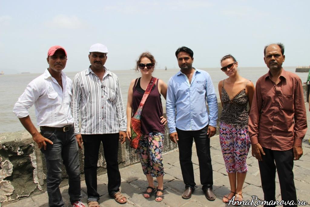 фото с индусами мумбаи