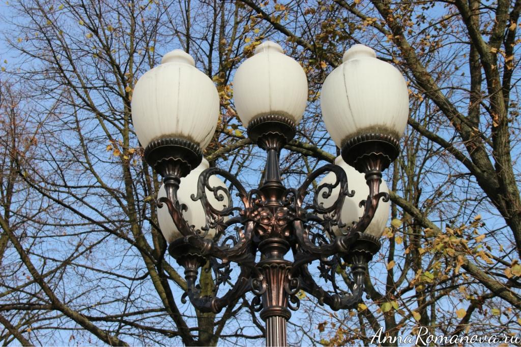 фонари калининград