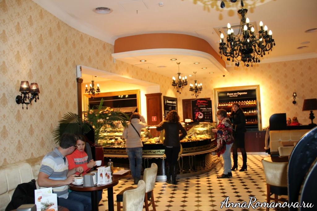 круассан кафе калининград