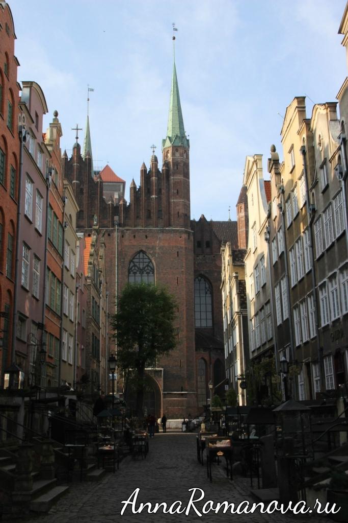 Костел святой Девы Марии в Гданьске