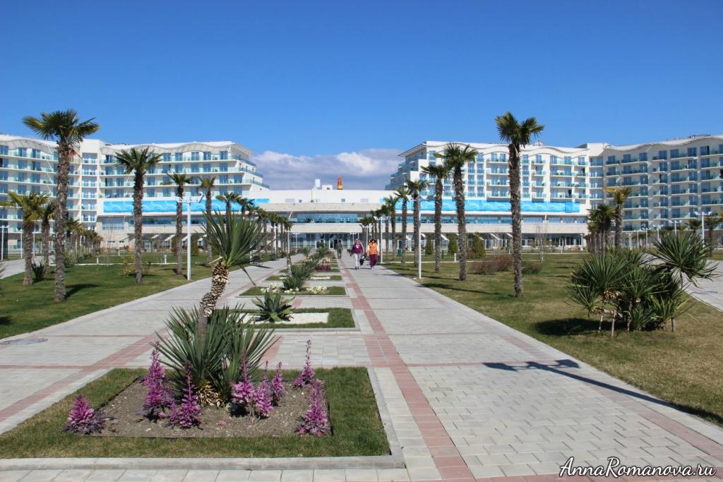 Азимут отель резорт и спа Сочи