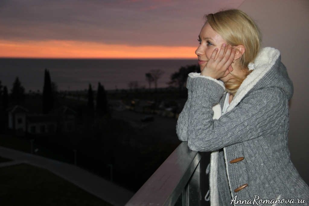 азимут отель резорт спа сочи вид с балкона на море