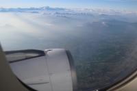 земля с самолета