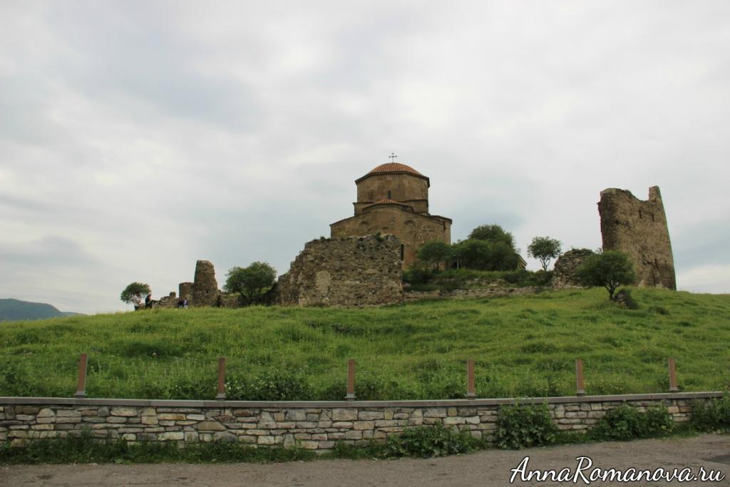 монастырь Джвари Мцхета