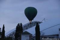 покататься на воздушном шаре