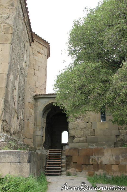 Джвари монастырь