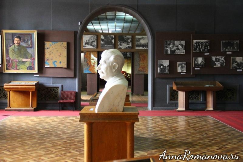 дом музей сталина