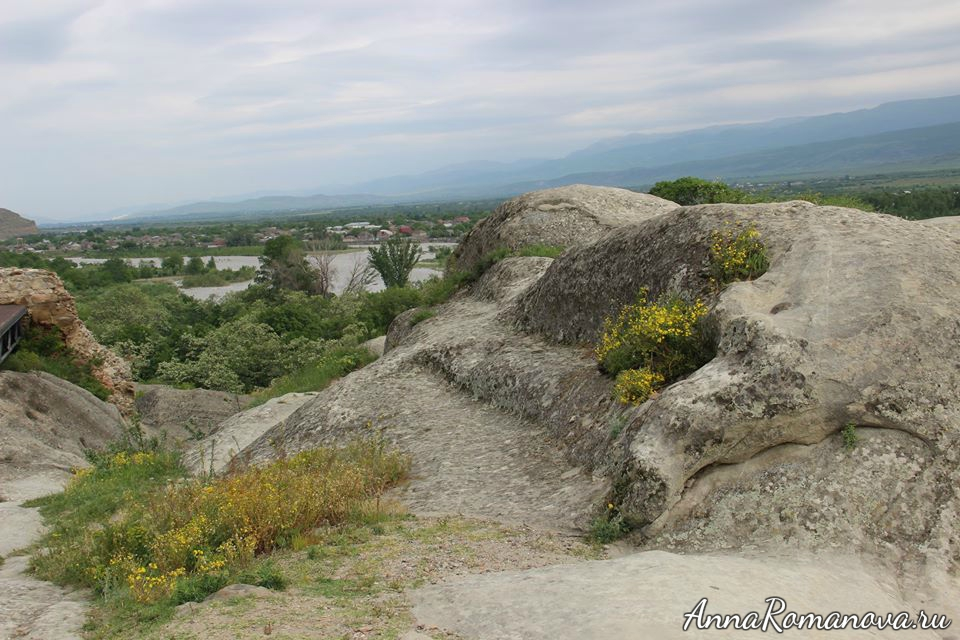 Уплисцихе камни