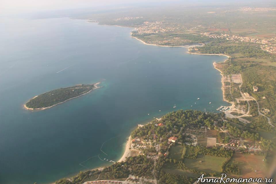 Хорватия рейс в Пулу