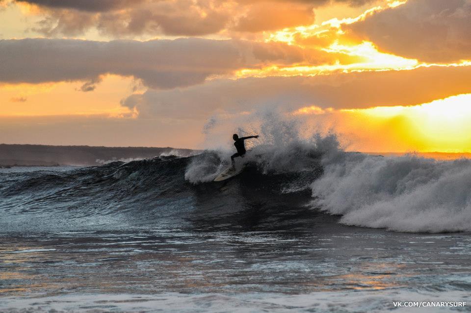 ланцароте серфинг