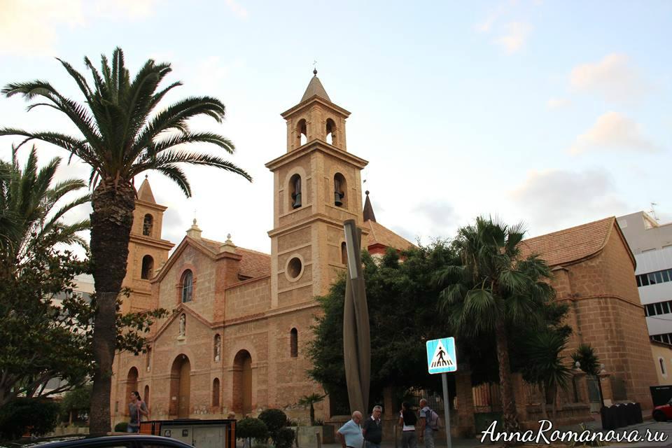 церкви в Торревьехе