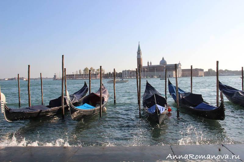 гондола венеция