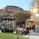 Палатки с едой Загреб