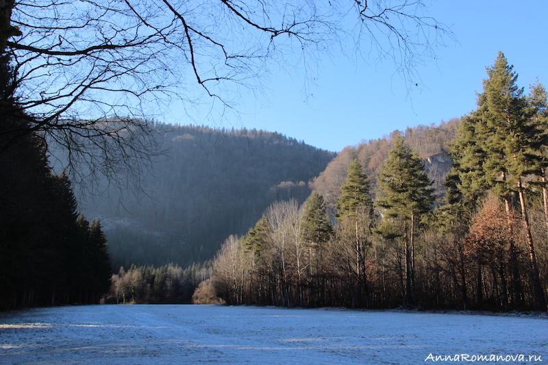 Филлах национальный парк Австрия