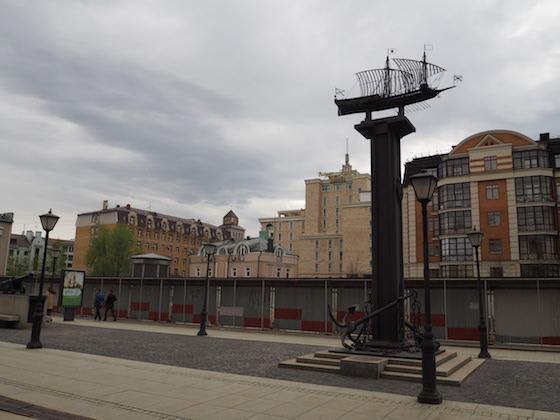 петербургская улица в казани