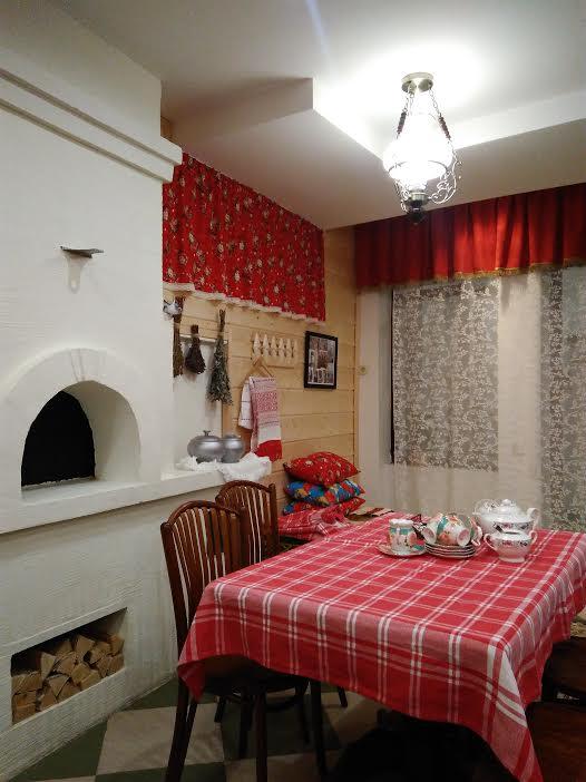 ресторан татарская усадьба казань