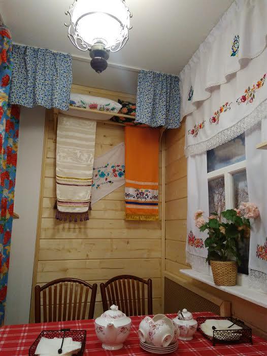 ресторан татарская усадьба