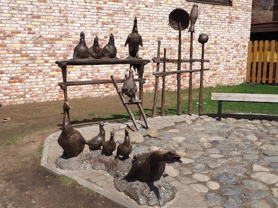 татарская слобода курочки